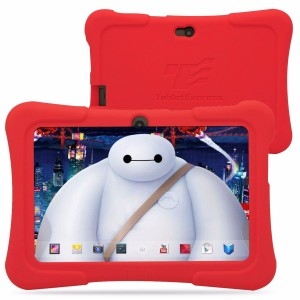 Dragon Touch 7 inch Quad Core Android Kids Tablet with Wifi and Camera and Games HD Kids Edition with Zoodles Pre Installed 2015 New Model