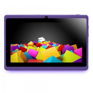 iRULU eXpro Mini 7 Inch Android 4 4 KitKat Tablet Quad Core 16GB