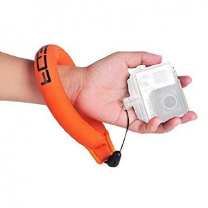 SHINEDA Waterproof Floating Camera Wrist Strap