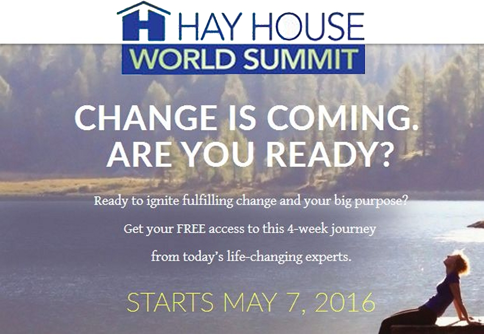 Hay House World Summit 2016 Louise Hay free event