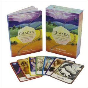 Chakra Wisdom Oracle Cards-The Complete Spiritual Toolkit for Transforming Your Life
