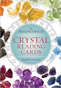Crystal Reading Cards - The Healing Oracle