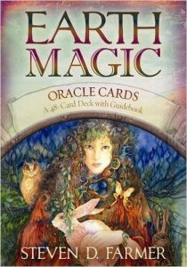Earth Magic Oracle Cards- A 48-Card Deck and Guidebook Cards