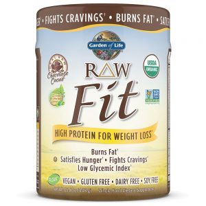 Garden of Life Organic Raw Fit Chocolate 448g Powder