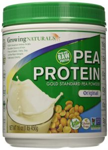Growing Naturals Protein Powder, Original, 1 Pound