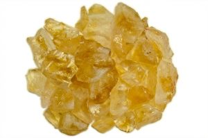 Hypnotic Gems Materials 1-2 lb Rough Bulk Citrine Stones from Brazil - Raw Natural Crystals for Cabbing, Tumbling, Lapidary, Polishing, Wire Wrapping, Wicca & Reiki Crystal Healing