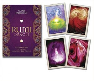 Rumi Oracle- An Invitation into the Heart of the Divine Cards