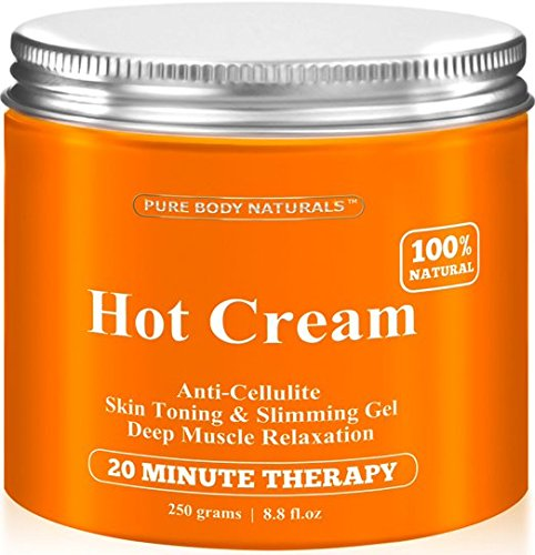 Cellulite Cream & Muscle Relaxation Pain Relief Cream Huge 8.8oz