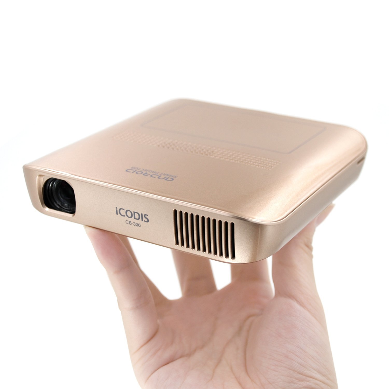 Mobile pocket movie and entertainment home theater for Pocket projector dlp