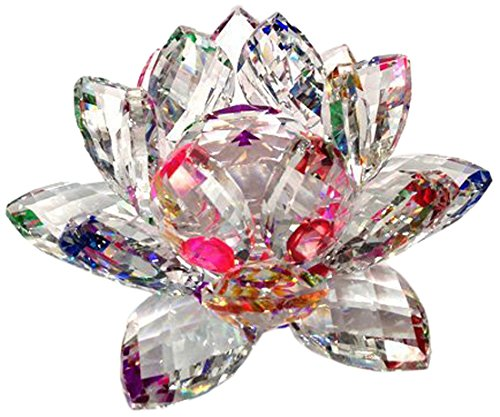 amlong-crystal-sparkle-crystal-lotus-flower-feng-shui-home-decor-with-gift-box-3-inch