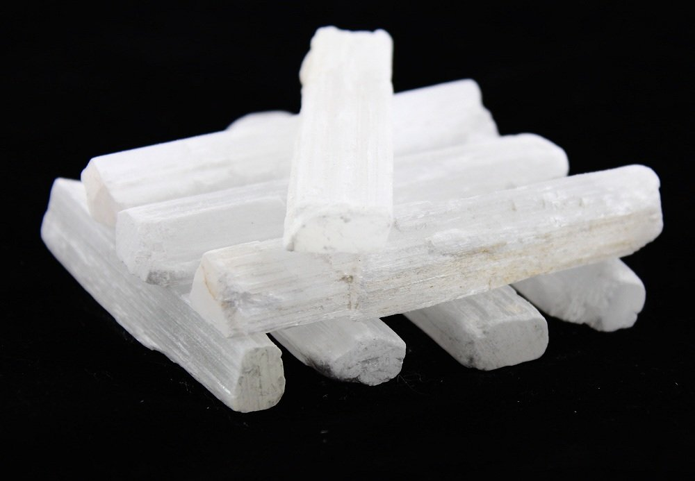 selenite-sticklets
