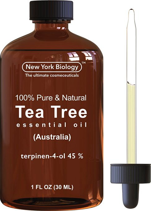 Tea Tree Oil (Australian) - 100% Pure & Natural