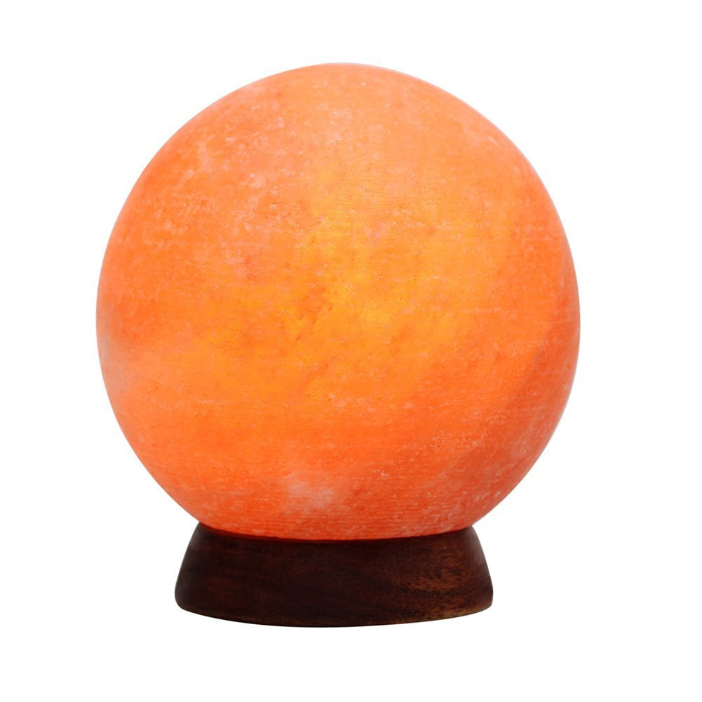 6inch-8-9lbs-himalayan-salt-lamp-globe-hand-carved-from-crystal-rock-salt-nightlight-on-wood-base-with-dimmer-control-light-bulb-by-oumai