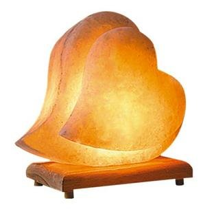 Do Salt Lamps Remove Negative Energy : Himalayan Salt Lamp Ionic Air Purifier Hand Carved Romantic Heart Shaped Rock Crystal on Neem ...