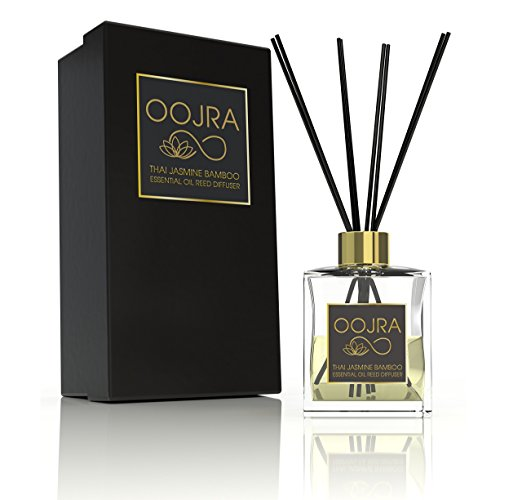 oojra-thai-jasmine-bamboo-essential-oil-reed-diffuser-gift-set-glass-bottle-reed-sticks-natural-scented-long-lasting-fragrance-oil-for-aromatherapy-and-air-freshener