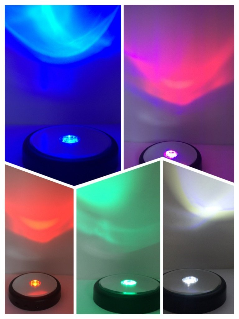 Multi Function 5 Colored Adjustable Led Light 3 8 Quot Photo